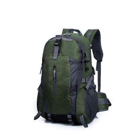 UBesGoo 35L Large Outdoor Sport Nylon Backpacks Women Men Waterproof Travel Backpack Mountaineering Hiking Climb Camp Bags