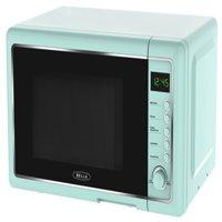 Bella BMO07BPDICB 0.7 Cu. Ft 700-Watt Microwave Oven, Ice