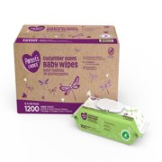 Parent's Choice Cucumber Scent Baby Wipes (Choose Your Count)