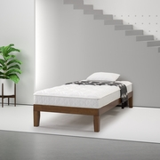 Slumber 1 by Zinus Youth 6'' Bunk Bed Mattress with Moisture Barrier