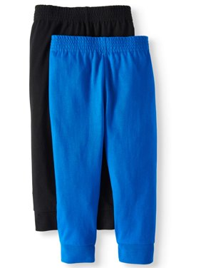 Essential Knit Joggers, 2pc Multi-Pack (Toddler Boys)