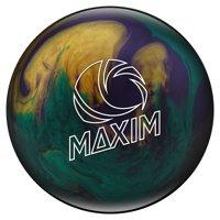 Ebonite Maxim Bowling Ball- Emerald Glitz- 14 lbs