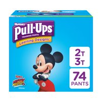 Pull-Ups Boys' Learning Designs Training Pants (Choose Pant Size and Count)