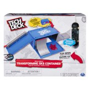 4c3237a9bf5 Tech Deck - Transforming SK8 Container with Ramp Set and Skateboard