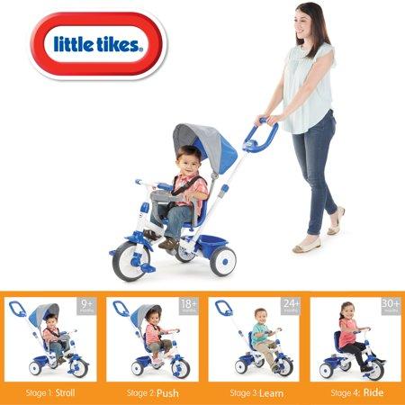 Little Tikes My First Trike 4-in-1 Trike