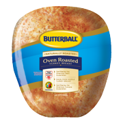 Butterball Original Oven Roasted Turkey Breast, Deli sliced