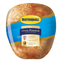 Butterball Original Oven Roasted Turkey Breast, Deli sliced