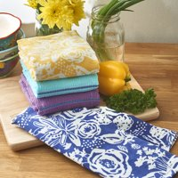 The Pioneer Woman Cotton Celia Kitchen Towels, 4 Piece