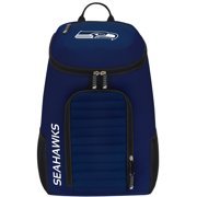 c4b22a7e7 The Northwest Company College Navy Seattle Seahawks Topliner Backpack - No  Size