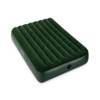 "Intex Full 8.75"" Prestige Downy Airbed Mattress with Battery Pump"