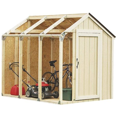 Hopkins Peak Roof Shed Kit - Sentry Storage Building