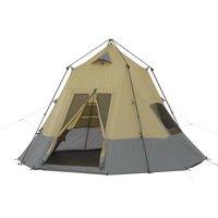Ozark Trail 12' x 12' Instant Tepee Tent, Sleeps 7