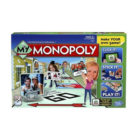 My Monopoly Game you can customize! - Monopoly Classic Edition
