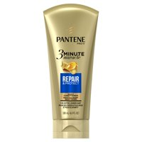 Pantene Repair & Protect 3 Minute Miracle Daily Conditioner, 6.0 fl oz