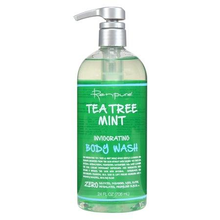Renpure Tea Tree Mint Body Wash, 24oz Body Works Green Tea