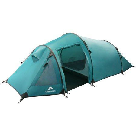 $29 88 Ozark Trail Extended Stay Backpacking Tent, Sleeps 2 - dealepic