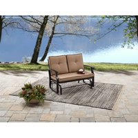 Better Homes and Gardens Carter Hills Outdoor Glider Bench