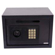 Ktaxon New Digital Safe Depository Drop Box Safes Cash Jewelry Office Security Lock
