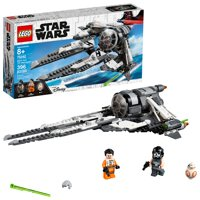 LEGO Star Wars TM Black Ace TIE Interceptor 75242 Building Set