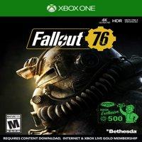 Fallout 76, Bethesda, Xbox One, 093155173040