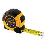 Komelon W4125IM 25ft/7.5M inch/metric Tape Measure