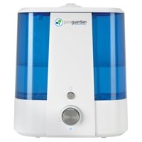 PureGuardian® H1175WCA Top Fill Ultrasonic Cool Humidifier with Aromatherapy Tray, 1.5-Gallon