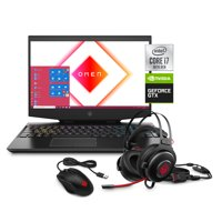 Deals on HP 15 FHD Gaming Laptop w/Intel Core i7-10750H, 256GB SSD