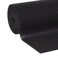 Duck Brand Select Grip Shelf Liner, 12 In. x 20 Ft., Black