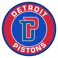 """NBA - Detroit Pistons Roundel Mat 27"""" diameter"""
