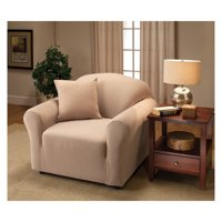 Madison Jersey Stretch Slipcover, Chair