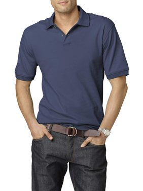 224915c9426b Product Image Men s Solid Cool Cotton Polo Shirt