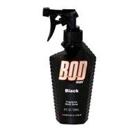 Bod Man Black Fragrance Body Spray 8 oz / 236 ml