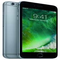 AT&T PREPAID iPhone 6s Plus 32GB Prepaid Smartphone, $45 airtime included* – Get UNLIMITED DATA. Details below.