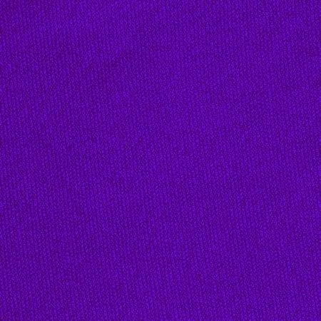 SHASON TEXTILE (3 Yards cut) POLY KNIT SOLID FABRIC FOR CREATIVE PROJECTS, PURPLE, Available In Multiple Colors. ()