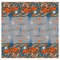 """Nerf Party Plastic Tablecloth, 84"""" x 54"""", 1ct"""