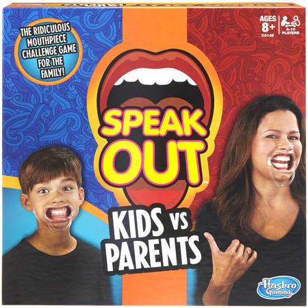 Speak Out Kids vs Parents Game (Hbo Kids Games)