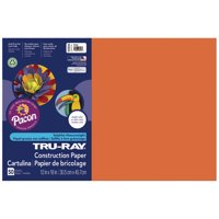 """Pacon Construction Paper Assorted Colors 12"""" x 18"""""""