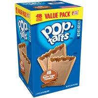 Kellogg's Pop-Tarts Frosted Brown Sugar Cinnamon 84 oz 48 Ct