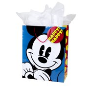 Hallmark Mickey Mouse Extra Large Gift Bag With Tissue Paper