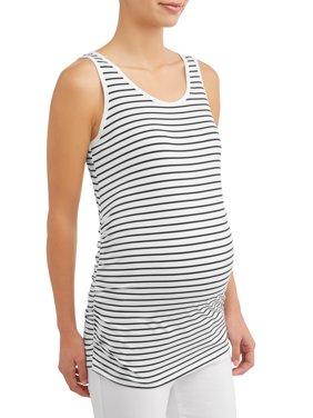 Maternity Stripe Tank