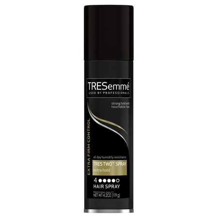TRESemmé TRES Two Hair Spray Extra Hold 4.2 oz - Gold Hair Color Spray