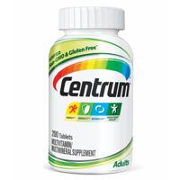 Centrum Adult Multivitamin Tablets, 200 Ct