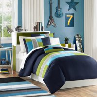 Home Essence Teen Maverick Ultra Soft Duvet Cover Bedding Set