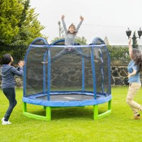 Deals on Bounce Pro 7-ft My First Trampoline MSC-84MFT-WM