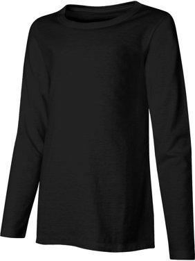 Hanes Girls Lightweight Long Sleeve T-shirt