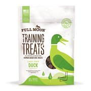Full Moon All Natural Human Grade Dog Treats, Duck, 5 Ounce