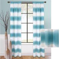 Mainstays Fading Stripe Curtain, Set of 2