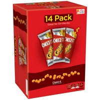 (2 Pack) Cheez-It Gripz Baked Snack Crackers - 14 CT