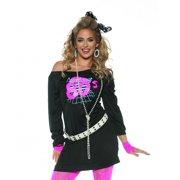 60c332b771212 Awesome 80 s Women s Tunic Costume