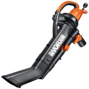 Best Cordless Leaf Blower Vacs - Worx WG505 12 Amp Tri Vac All-In-One Electric Review